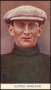 Image of : Trading Card - Alfred Harland