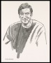 Image of : Caricature - Portrait of Colin Harvey