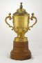 Image of : Trophy from Liverpool County F.A. 75th Anniversary