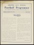 Image of : Programme - Everton v Port Vale