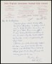 Image of : Letter from New Brighton A.F.A.C. to Everton F.C.