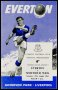 Image of : Programme - Everton v Sheffield Wednesday