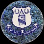 Image of : Trading Card - Everton Club Badge