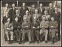 Image of : Photograph - Everton F.C. officials including Harry Cooke and Hunter Hart