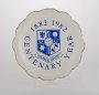 Image of : Plate - to commemorate Tranmere Rovers' centenary