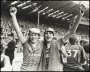Image of : Photograph - Andy Gray and Graeme Sharp