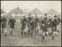 Image of : Photograph - Everton F.C. team in training