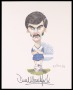 Image of : Caricature - Derek Mountfield