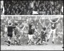 Image of : Photograph - Duncan McKenzie, Everton F.C., after scoring a goal at Rotterdam
