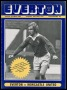 Image of : Programme - Everton v Newcastle United