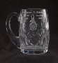 Image of : Glass Tankard - Telford United v. Everton F.C.