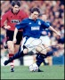 Image of : Photograph - Nick Barmby in action