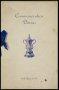 Image of : Menu - Everton F.C., F.A. Cup Final Dinner, Hotel Victoria, Edward VII Rooms