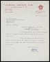 Image of : Letter Letter from Liverpool F.C. to Everton F.C.