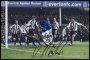 Image of : Photograph - Victor Anichebe scoring