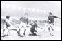 Image of : Photograph - Alan Ball in action, also Colin Harvey and Joe Royle