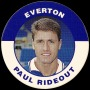 Image of : Trading Card - Paul Rideout