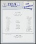 Image of : Programme - Everton Res v Burnley Res