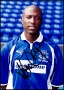 Image of : Photograph - Kevin Campbell in action