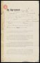 Image of : Player's contract between Everton F.C. and Robert Norris Parker