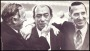 Image of : Photograph - Dixie Dean with Joe Mercer and Tommy Lawton