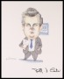 Image of : Caricature - Sir Philip Carter