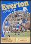 Image of : Programme - Everton v Norwich City