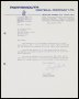 Image of : Letter from Portsmouth F.C. to Everton F.C.
