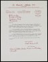 Image of : Letter from St Patrick's A.F.C. to Everton F.C.