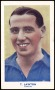 Image of : Cigarette Card - Tommy Lawton