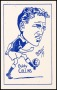 Image of : Trading Card - Bobby Collins