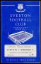 Image of : Programme - Everton v West Ham United