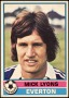 Image of : Trading Card - Mick Lyons