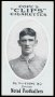 Image of : Cigarette Card - R. Young