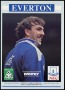 Image of : Programme - Everton v Oldham Athletic