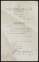 Image of : Letter from T. H. McIntosh enclosing dividend certificate