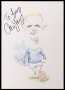 Image of : Caricature - Alex Young
