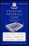 Image of : Programme - Everton v Cardiff City