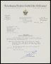 Image of : Letter from Wolverhampton Wanderers F.C. to Everton F.C.