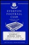 Image of : Programme - Everton v Ipswich Town