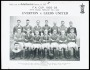Image of : Photograph - Everton's F. A. Cup winning team
