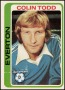 Image of : Trading Card - Colin Todd