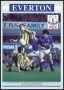 Image of : Programme - Everton v Plymouth Argyle