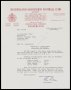 Image of : Letter from Sunderland A.F.C. to Everton F.C.