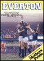Image of : Programme - Everton v Aston Villa