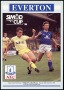 Image of : Programme - Everton v Millwall
