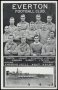 Image of : Postcard - Everton F.C. team, F.A. Cup, 1906-1907