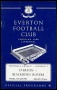 Image of : Programme - Everton v Blackburn Rovers