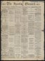 Image of : Newspaper cutting - The Sporting Chronicle