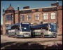 Image of : Photograph - Everton F.C. motor coach